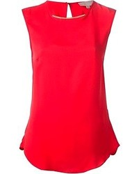 MICHAEL Michael Kors Michl Michl Kors Sleeveless Blouse