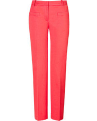 Emilio Pucci Cotton Wide Leg Pants