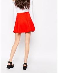 794e68c5af Monki Mini Skater Skirt, $36 | Asos | Lookastic.com
