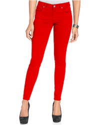 Style Co Low Rise Colored Skinny Jeans Only At Macys
