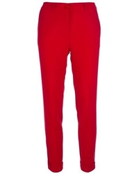 Red skinny pants original 4261277