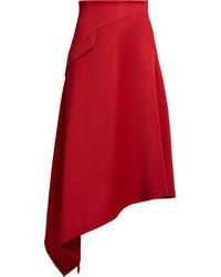 J.W.Anderson Asymmetric Hem Cady Midi Skirt