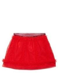 Gucci Babys Ruffled Skirt
