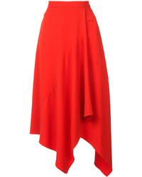 Stella McCartney Draped Midi Skirt