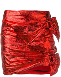 Isabel Marant Metallic Doll Skirt