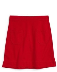 Tea Collection Monaka Patch Pocket Skirt