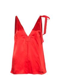 Flared sleeveless top medium 7674653
