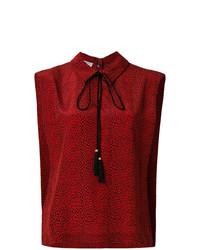 Philosophy di Lorenzo Serafini Tie Neck Shirt