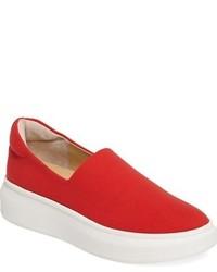 Sam Edelman Nerah Platform Slip On Sneaker