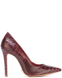 Schutz snakeskin effect pumps medium 847507