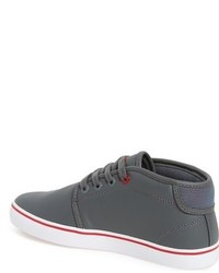 Lacoste Boys Ampthill High Top Sneaker