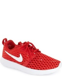Nike Boys Roshe One Flight Weight Sneaker
