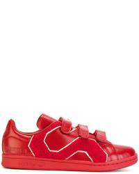 Adidas By Raf Simons Comfort Badge Sneakers