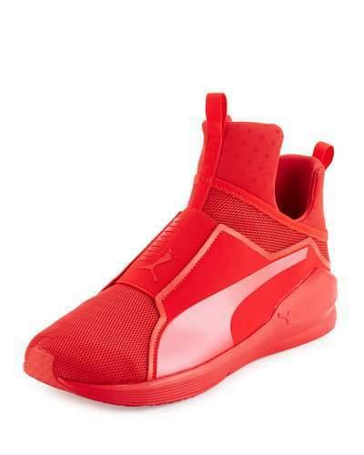 new arrivals 10a6c ebf08 $90, Puma Fierce Core Training Sneakers Red