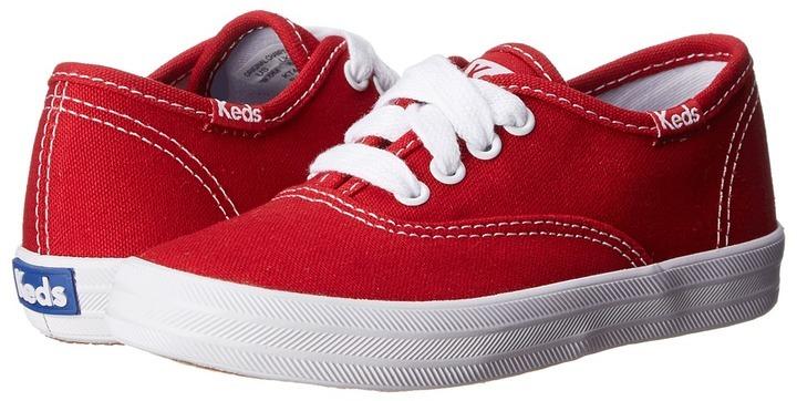 Keds Kids Original Champion Cvo Girls Shoes