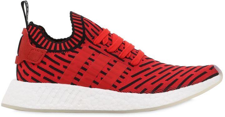 wholesale dealer 4af15 66193 ... adidas Nmd R2 Primeknit Sneakers ...
