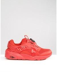... Puma Disc Blaze Ct Sneakers In Red 36204004 ... 3856e3c23