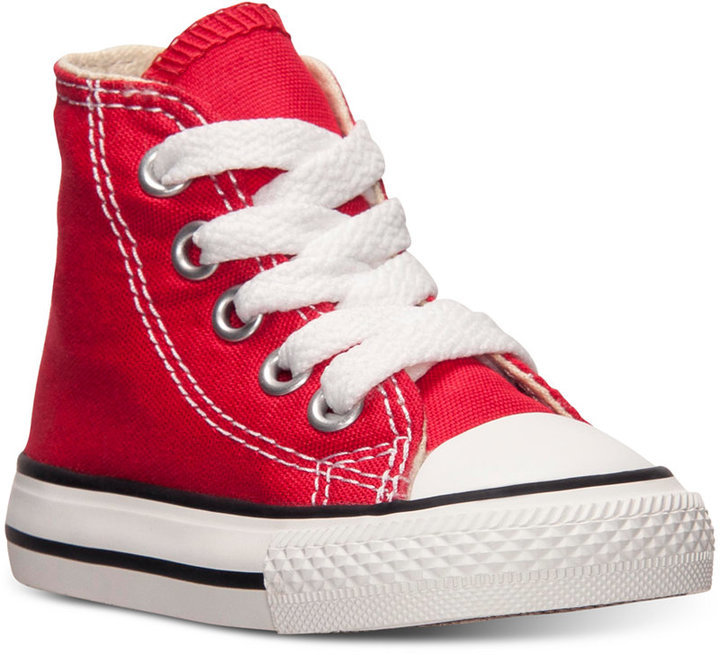 73a179bbe1036d ... Converse Toddler Boys Or Baby Boys Chuck Taylor Hi Casual Sneakers From  Finish Line ...