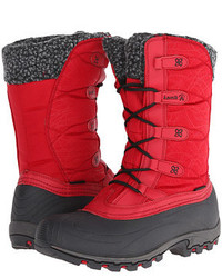 Red Snow Boots for Women | Women's Fashion