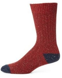 Barbour Houghton Dual Toned Socks