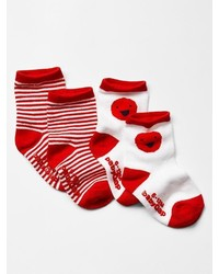 Gap Personalitees Graphic Socks