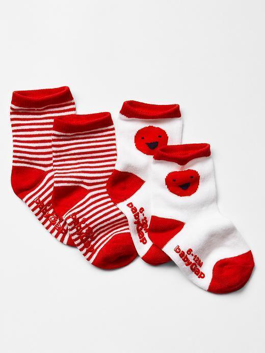 Gap Personalitees Graphic Socks