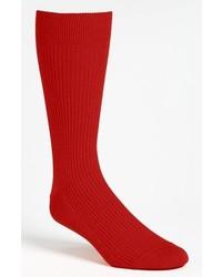 Lorenzo Uomo Ribbed Socks