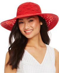 Nine West Sheer Floppy Hat
