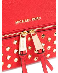 b076a698463a MICHAEL Michael Kors Michl Michl Kors Rhea Studded Backpack, $397 ...