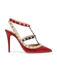 Valentino Garavani The Leather Pumps
