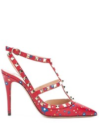 Valentino garavani rockstud star studded pumps medium 820585