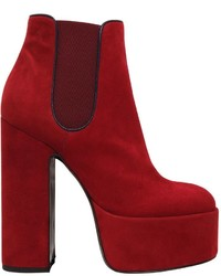 150mm laurence suede ankle boots medium 4417411