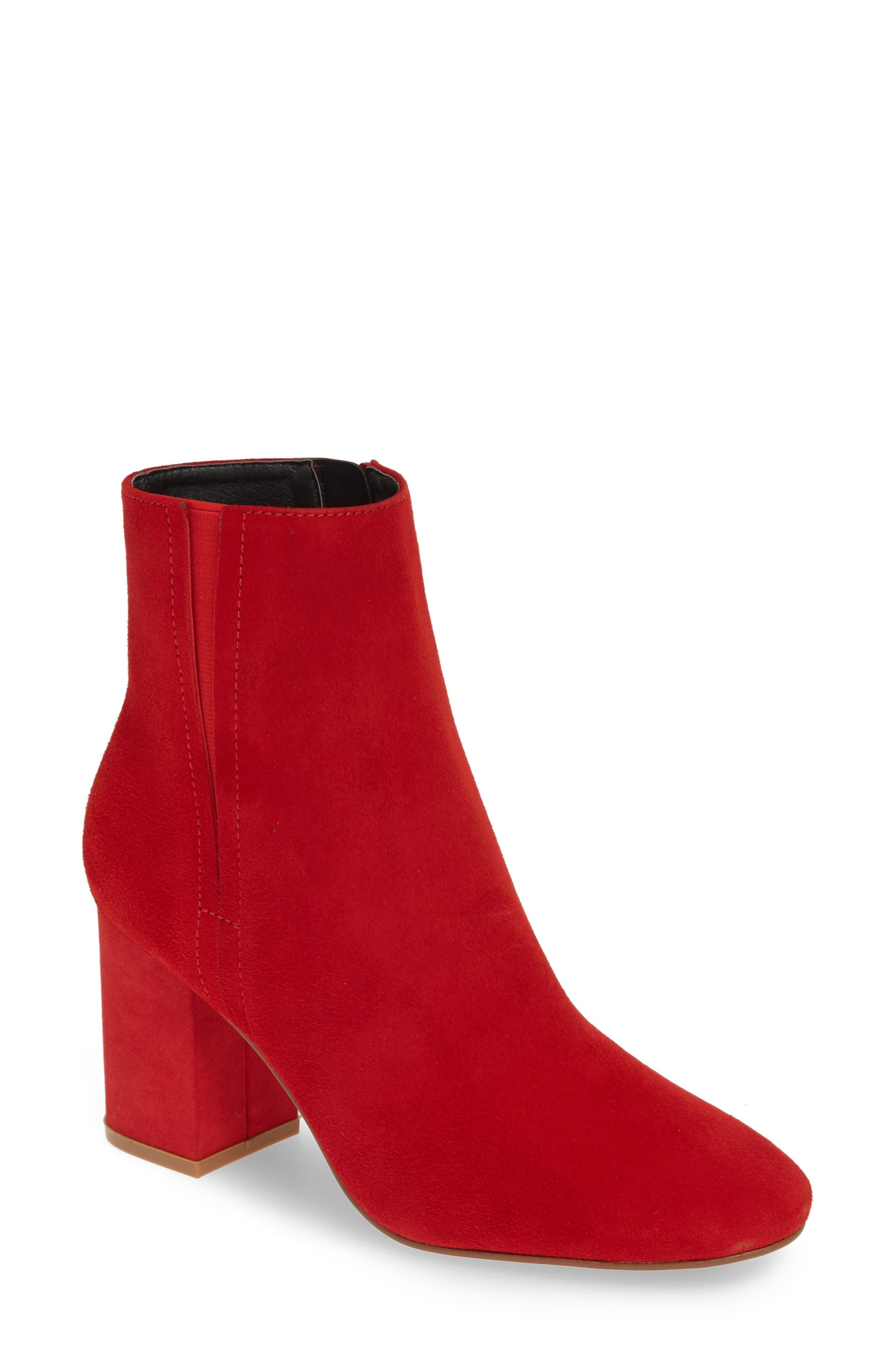 Halogen Abbi Block Heel Bootie, $51