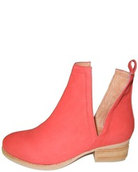 Jeffrey Campbell Ankle Boot Suede
