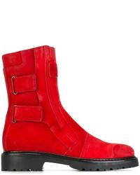 A.F.Vandevorst Buckled Ankle Boots