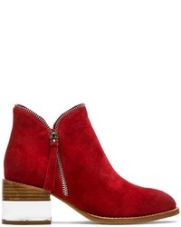 Jeffrey Campbell Crocket Bootie