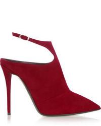 Giuseppe Zanotti Yvette Suede Boots