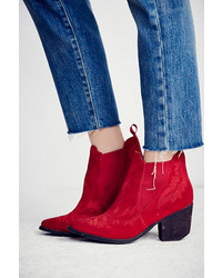 Jeffery Campbell Frontier Stitch Boot