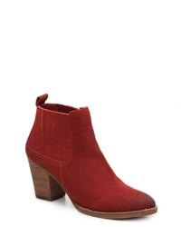 Women's Red Boots by Dolce Vita | Lookastic