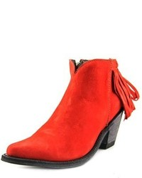 Old Gringo Latika Ii Pointed Toe Suede Ankle Boot