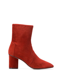 Stuart Weitzman Margot 75 Booties