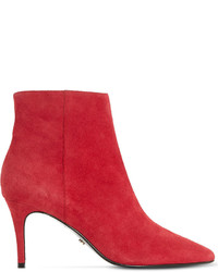 Dune Osha Suede Ankle Boots