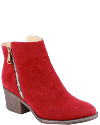 Reneeze Pama 01 Stacked Heel Ankle Boot