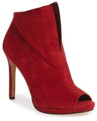 Vince Camuto Rora Peep Bootie