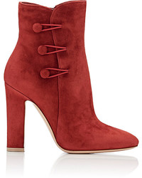 Gianvito Rossi Savoie Ankle Booties