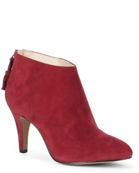 Sole Society Aiden Tassel Ankle Bootie