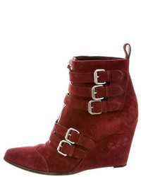 Tabitha Simmons Ankle Boot Wedges