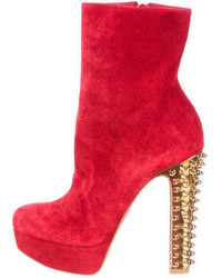 Christian Louboutin Taclou Ankle Boots