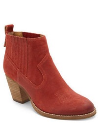 Dolce Vita Jones Suede Ankle Boots