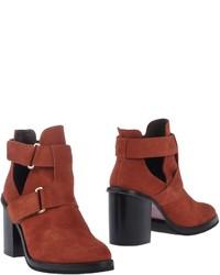 Cuplé Cupl Ankle Boots